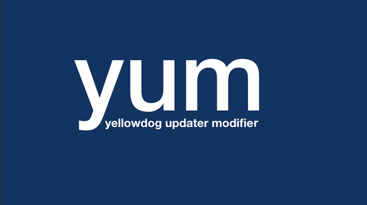 Easy use of yum package manager RHEL-CentOS 6/7/8