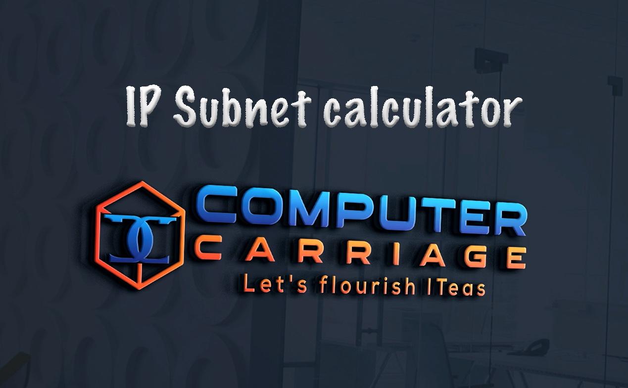 Simple IP calculator Subnet using  korn shell script v1.0